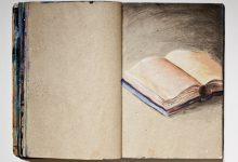 Malbuch - Studien zur eigenen Malerei